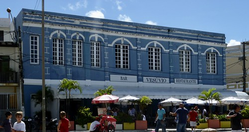 Bar Restaurante Vesuvio Ilheus Brazil