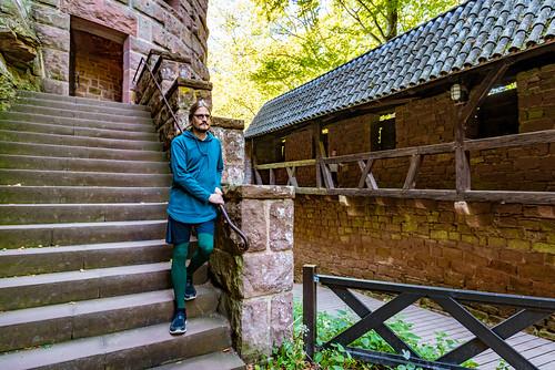 Haut-Koenigsbourg/Alsace 2018