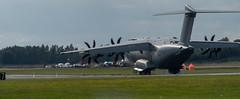 A400M Landing