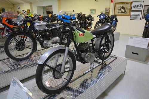 The Morris BSA Bantam (2)