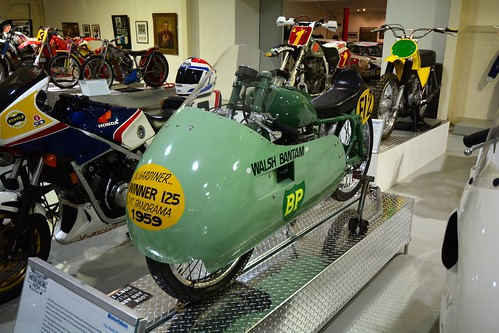 The Walsh Bantam Motorbike (2)