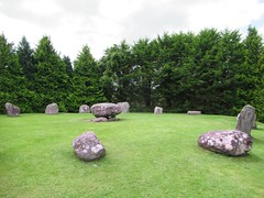 Stone Circle at Kenmare