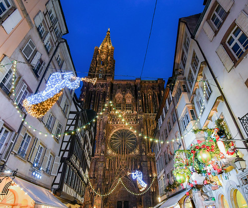 Merry Christmas from Strasbourg! [in explore]