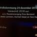 24-12-2019 Volkskerstzang