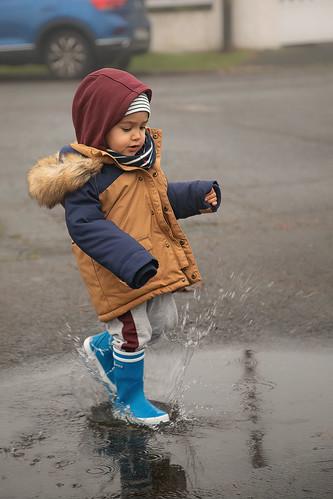 The joys of childhood - Les joies de l'enfance