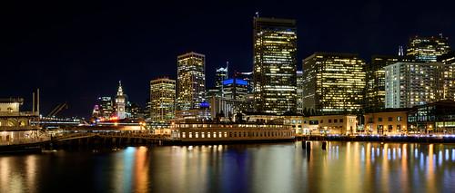 San Francisco; Embarcadero