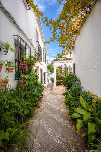 Calle Fotógrafo José Jiménes Poyato (Zuheros, Córdoba)