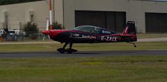 Extra 300 Landing