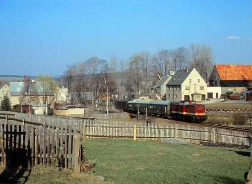 Sächsische Gartenbahn