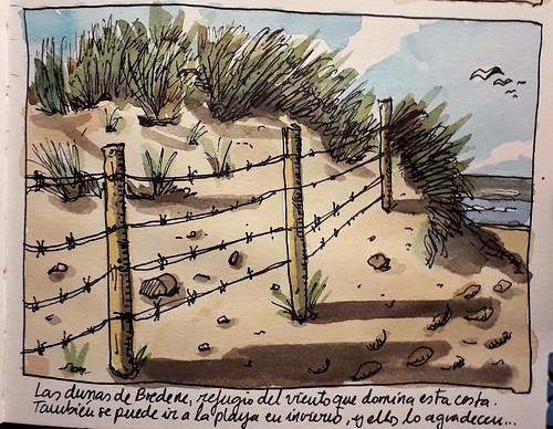 Las Dunas de Bredene