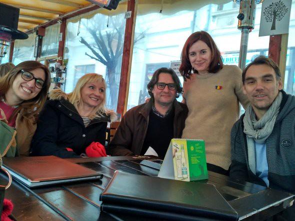 Erasmus+Braila (Rumanía) enero 2016
