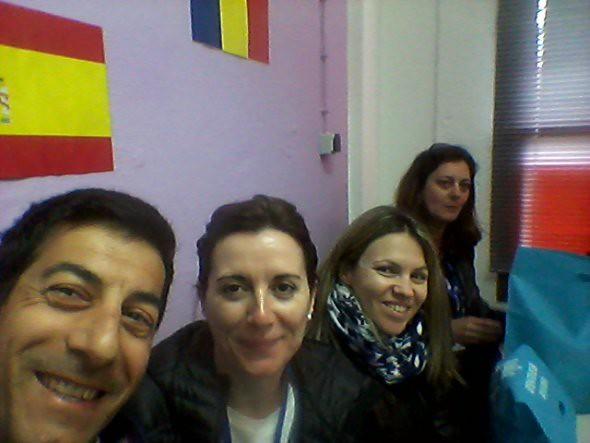 Erasmus+ Cuba y Almada (Portugal) marzo 2016