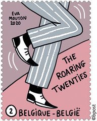 15 ROARING TWENTIES timbreD©