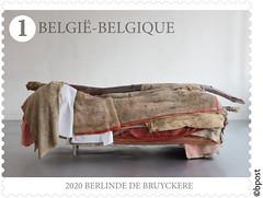 16 Berlinde De Bruyckere timbre©