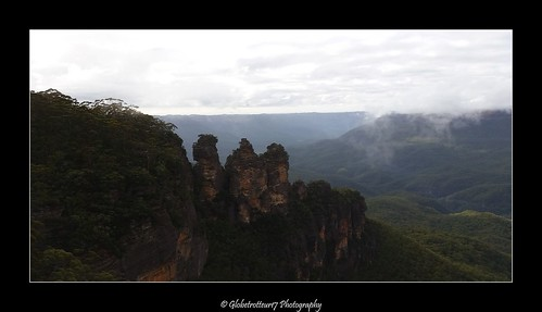 Blue Mountains- New South Wales- Australia- Australie