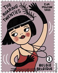 15 ROARING TWENTIES timbreA©