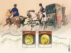 09 Anciennes routes postales feuillet