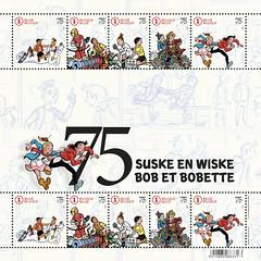 01 75 jaar Suske en Wiske blaadje
