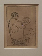 Picasso illustrateur : Pierre Reverdy - Photo of Leers