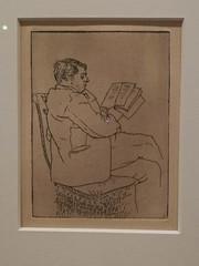 Picasso illustrateur : Pierre Reverdy