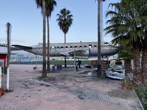 (T.7-16)/911-16, CASA 207C Azor, Spanish (16), Gelves 16th December 2019