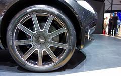 Aston Martin DBX Wheel