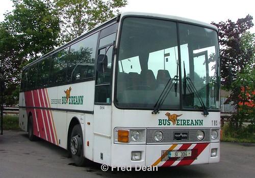 Bus Eireann EVH14 (SI3014).