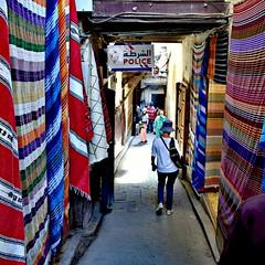 On Marrakesh's Suq