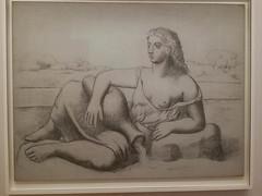 Picasso illustrateur : La source - Photo of Leers