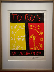 Picasso illustrateur : Toros - Photo of Toufflers