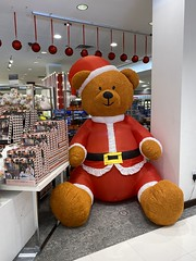 Christmas Macy's Dadeland Mall