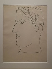 Picasso illustrateur : Apollinaire - Photo of Toufflers
