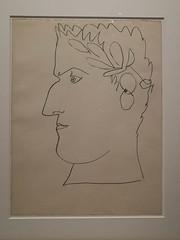 Picasso illustrateur : Apollinaire