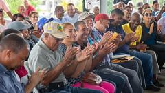 Loma de Cabrera: inician mesas de trabajo para beneficiar a ganaderos con crédito y títulos y desarrollar proyecto ecoturístico