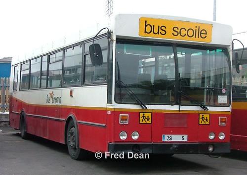 Bus Eireann KCS5 (ZSI5).