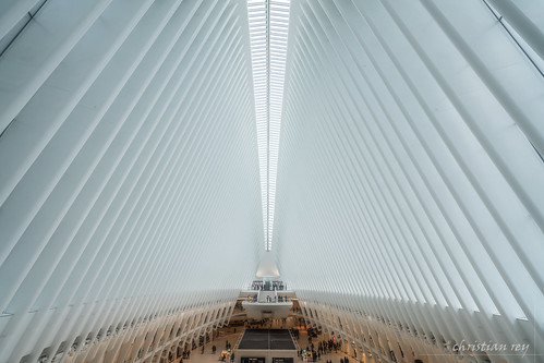 New-York: L'Oculus