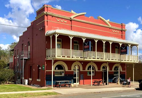 Greta Tattersalls Hotel, Greta, Hunter Valley, NSW