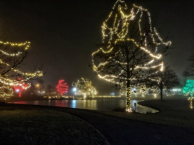 Christmas Eve 2019 @ Heritage Park, Westerville Ohio