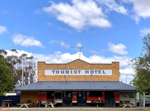 Tourist Hotel, Golden Highway, Sandy Hollow, Upper Hunter Valley, NSW