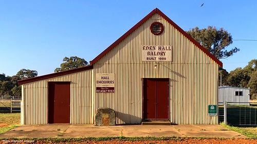 Eden Hall, Baldry, Renshaw McGirr Way, Central West, NSW
