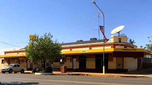 Commercial Hotel, Lake Cargelligo, Wiradjuri Country, Central West, NSW
