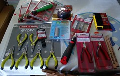 Haul of Craftsman stuff