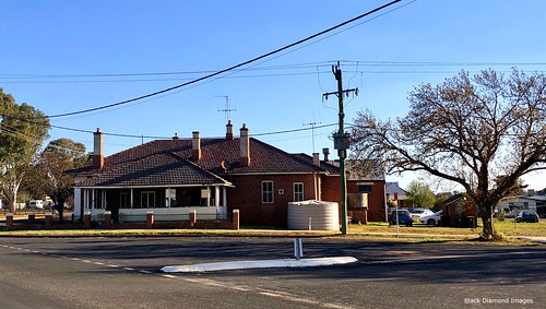 House at Yeoval, Central West, NSW