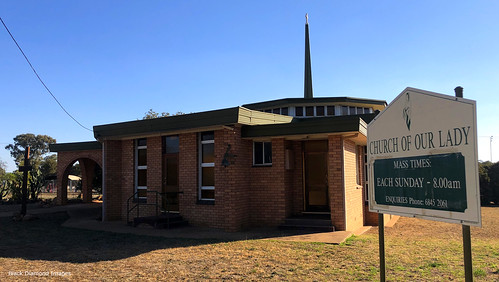 Church of Our Lady Catholic Church, Yeoval, Central West, NSW