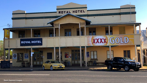 The Royal Hotel, Yeoval, Central West, NSW