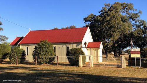 All Saints Anglican Church, Baldry, Renshaw McGirr Way, Central West, NSW
