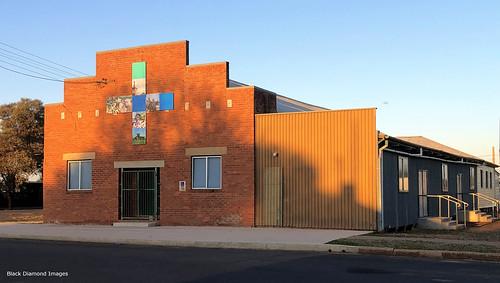 Memorial Hall, Bogan Gate, Central West, NSW
