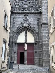 Old City Quarter, Clermont-Ferrand, France