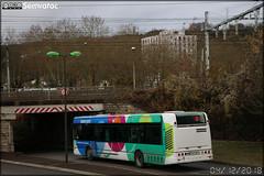 Irisbus Citélis  12 – Senonais Mobilités (Transdev) / Intercom n°93243