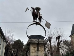 DON QUICHOTTE - Photo of Le Plessis-Bouchard